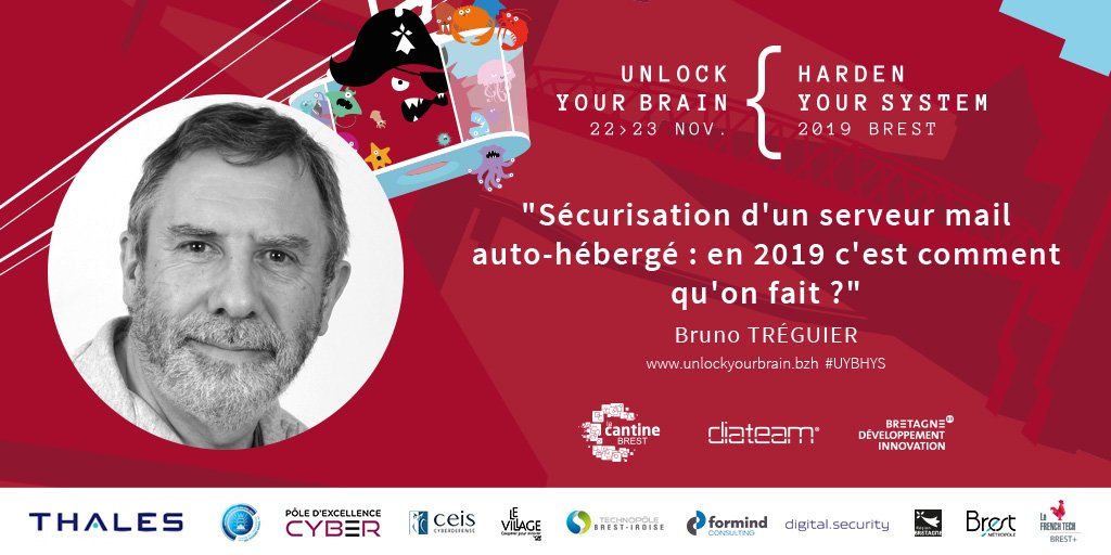 Unlock Your Brain, Harden Your System on Twitter