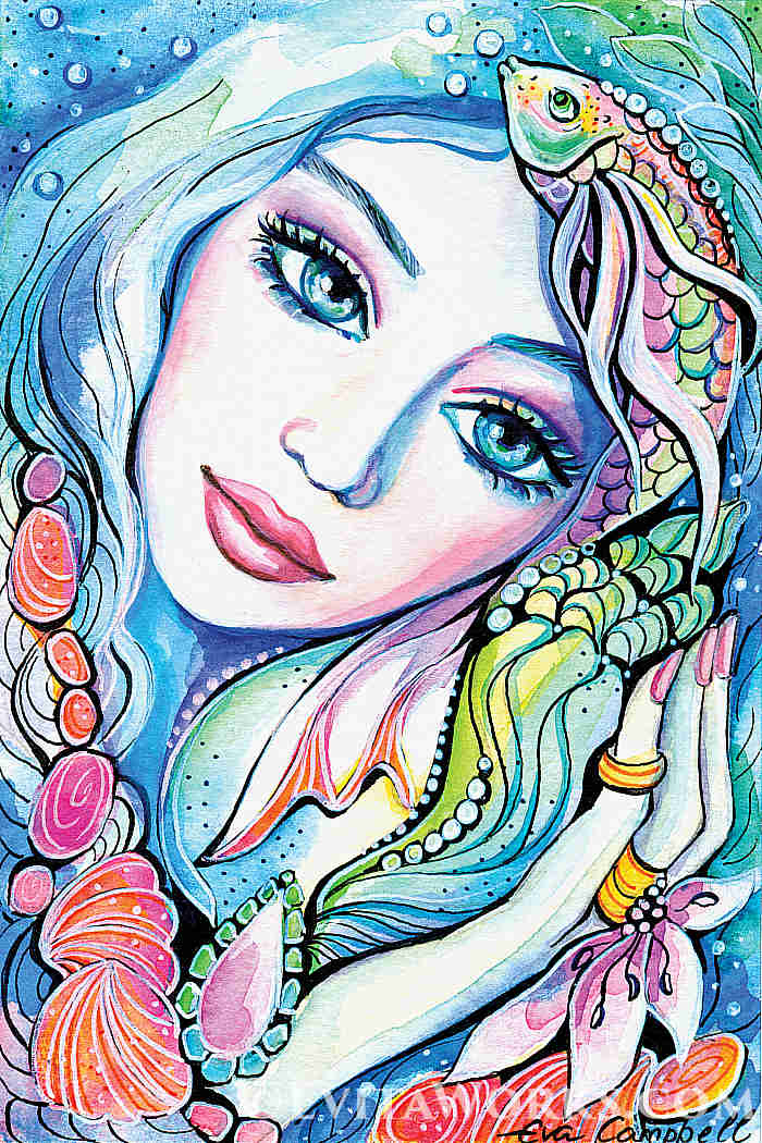 ~ Exotic Visage 50 ~ Varied hand-made crafts with this motif available here:  https://evitaworks.com/artwork/oa-exotic-visage-50 … -- #ExoticVisages #femininebeauty #mermaidfolkart #girlart #girlface #femalepic.twitter.com/JWhomZTZ6i