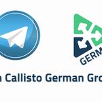 Image for the Tweet beginning: Join #German @Callistonians on #Telegram