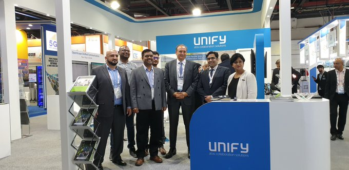 We are on the last day of #Gitex2019! Thanks to all partners and customers...