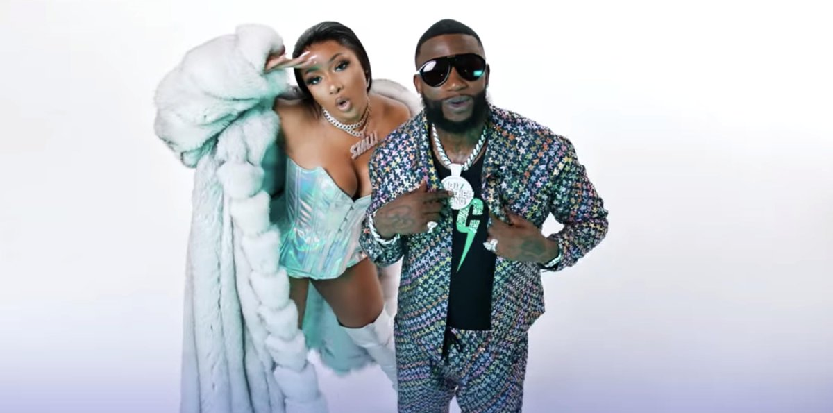 Video: Gucci Mane feat. Megan Thee Stallion - Big Booty 16bars.de/media/249710/g… @gucci1017 @theestallion