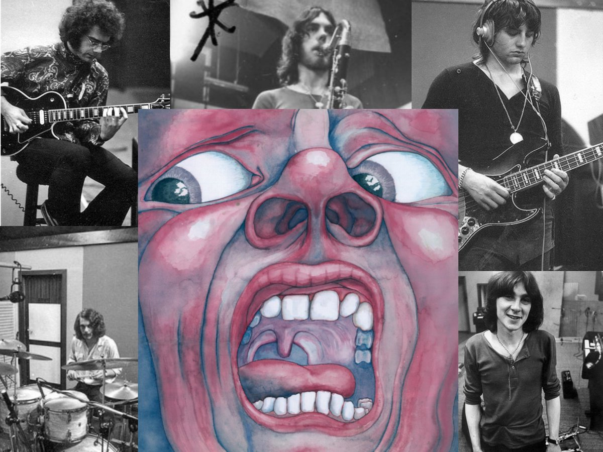 King Crimson's groundbreaking debut album was released 50 years on this date. The original band were only together for 335 days but the impact they had with over 70 gigs and 1 studio album can still be felt in 2019. Please share your thoughts & pics using #KC50<br>http://pic.twitter.com/wXpPcQmwVj