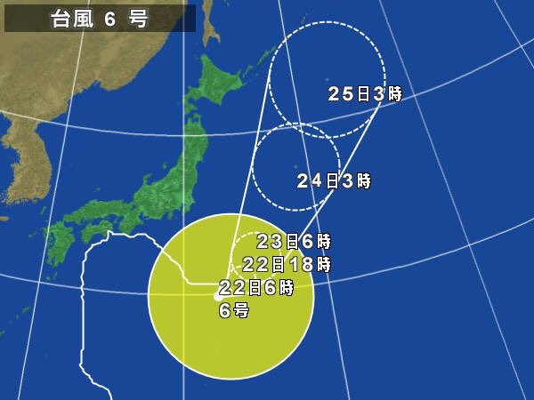台風19号の強さが話題になっていますが、ここで2011年に発生した「香川にうどん食べに寄っただけの台風」を見てみましょう