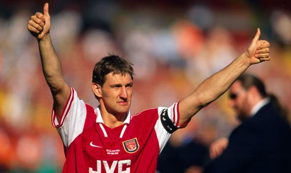 Happy birthday to Arsenal legend Tony Adams