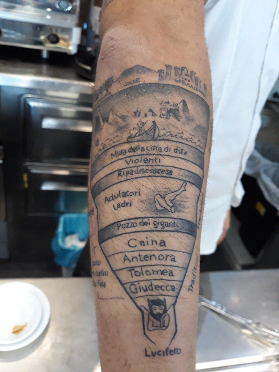Tattoo dante dante tattoo
