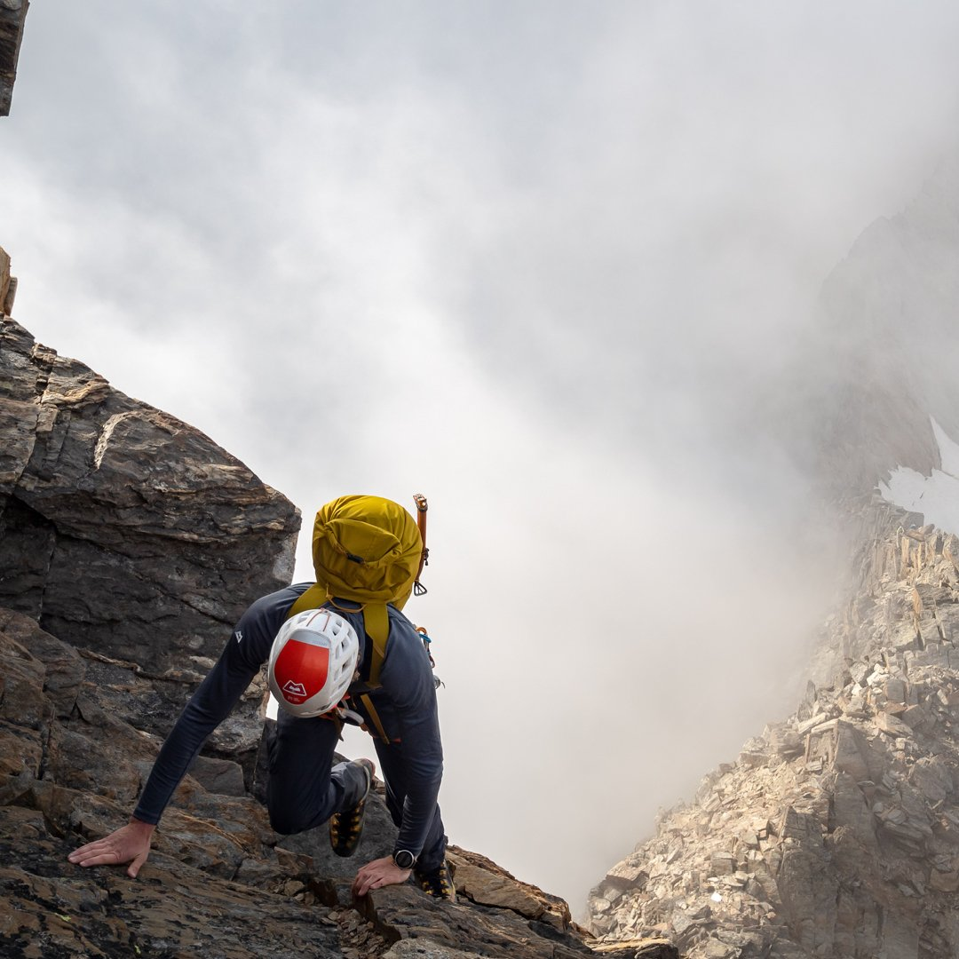 This Summer saw the first Young Alpinists Meet in the Valais region of Switzerland, in ran over 2 weeks and aimed to motivate young British alpinists so they may progress in their alpine climbing. Tom Livingstone reports on the event https://bit.ly/2Mr8AWO