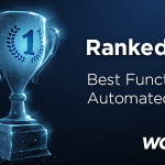 Image for the Tweet beginning: Worksoft is ranked #1 for