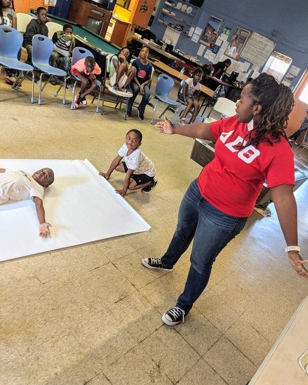 The WRAC is partnering with the Boys & Girls Club to host several sessions that focus on physical & mental health. 30 students attended the first session. #serviceinourheart #physicalandmentalhealth #personalhealth #healthyhabits #wracdst #dst1913<br>http://pic.twitter.com/PjCqflGmeO