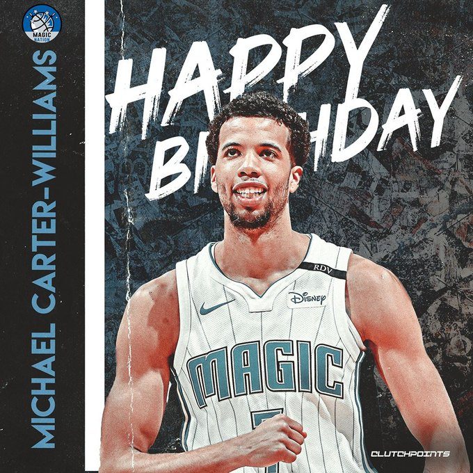Join Magic Nation in wishing 2014 ROY, Michael Carter-Williams, a happy 28th birthday!