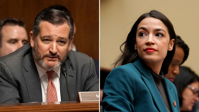 Ocasio-Cortez, Ted Cruz join colleagues blasting NBA for outrageous response to China hill.cm/1QkTxQr
