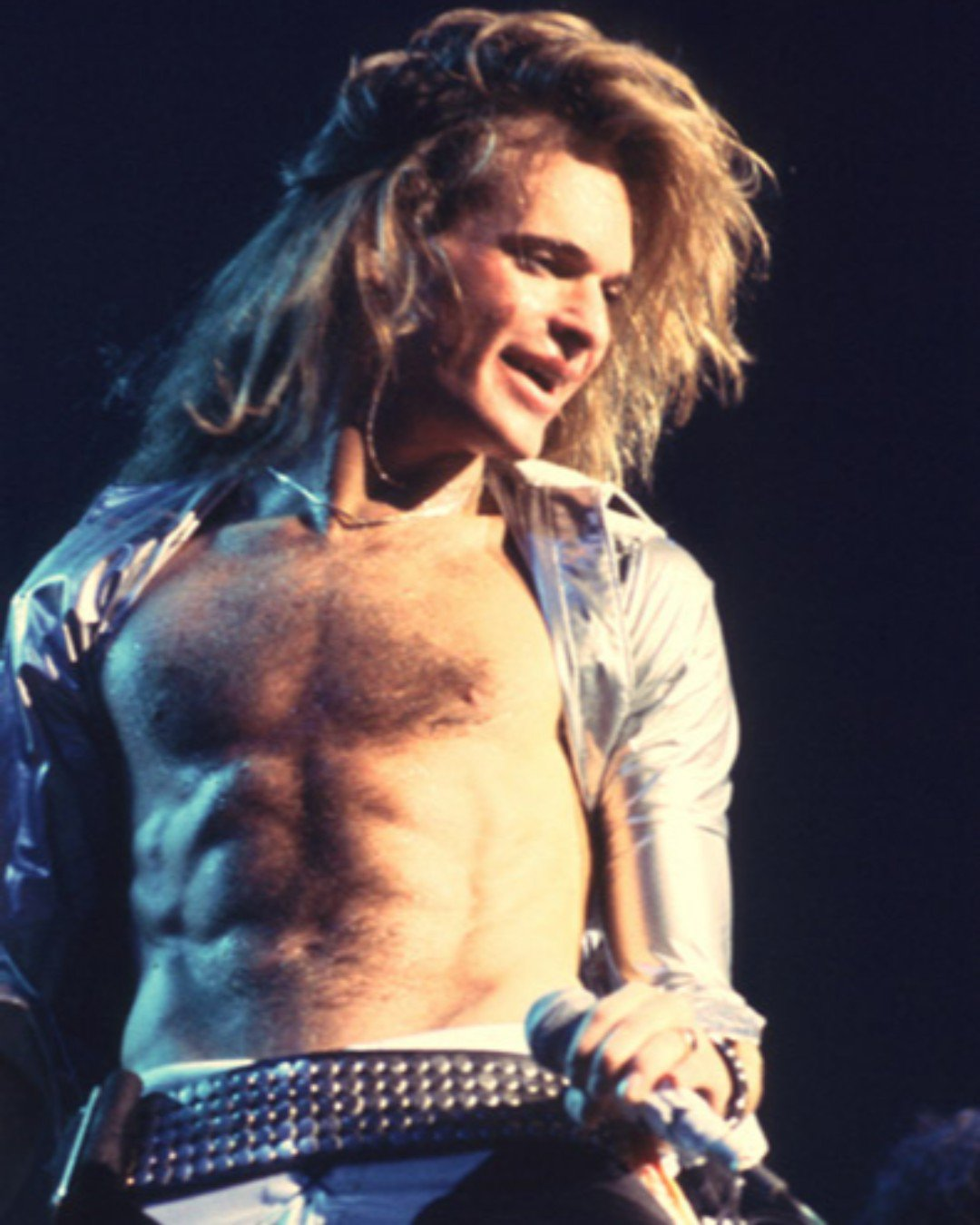 Feliz Cumple David Lee Roth! Happy Bday David Lee Roth!