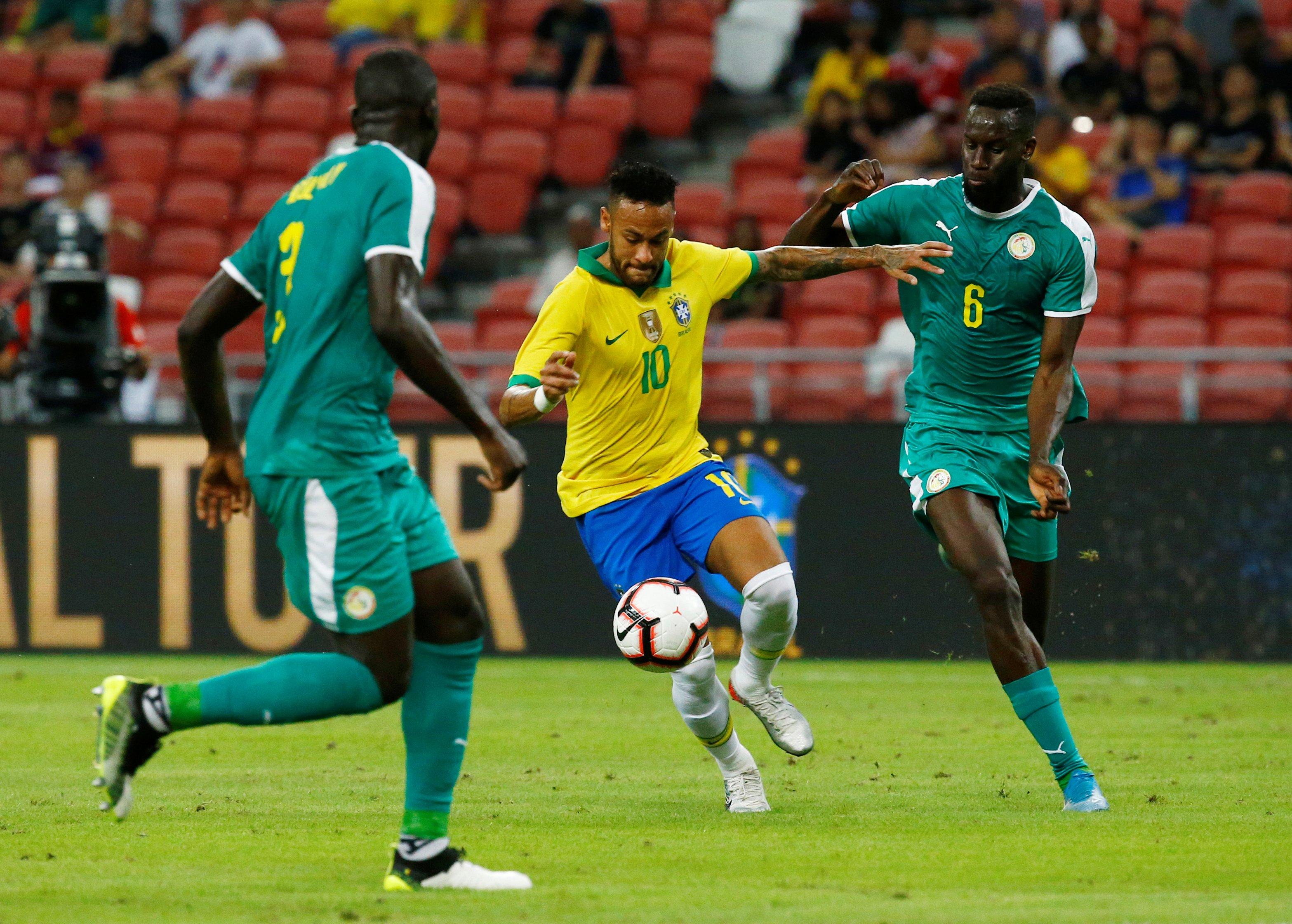 Бразилия не смогла обыграть Сенегал в сотом матче Неймара за Селесао - изображение 1
