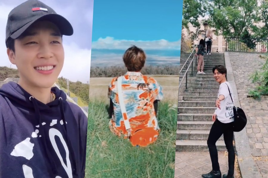 WATCH: #BTS's #Jimin Shares Lovely Vacation Log From Trip With Friends, Including Cameo By #HaSungWoon #JiminOnVacation soompi.com/article/135592…
