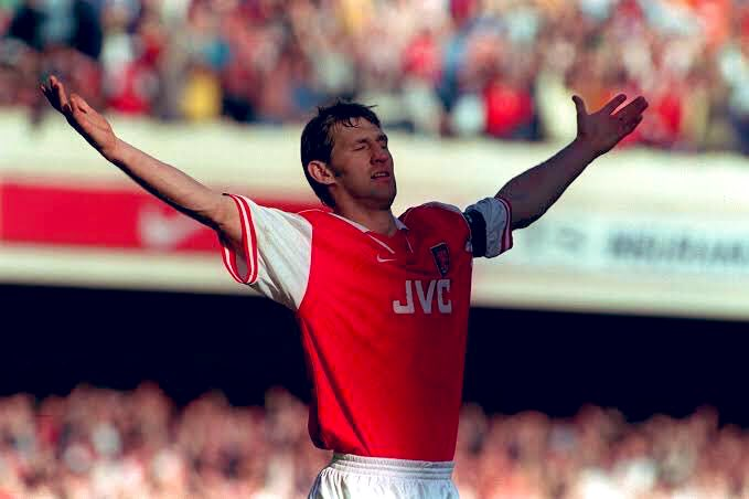 The definition of a leader  happy birthday Tony Adams