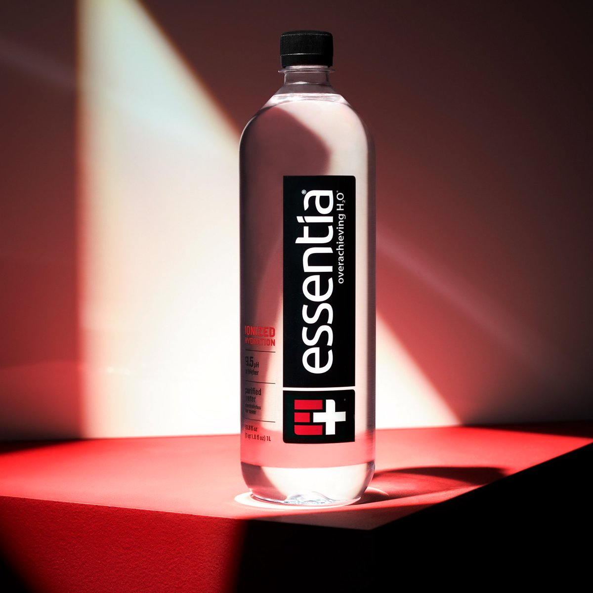 Fluoride free. Chlorine free. BPA free. Click to learn more about what makes Essentia #OverachievingH2O: https://t.co/tF8ayUxvpf https://t.co/3fBaRKjCwS