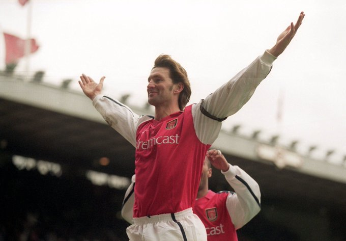 One more! Happy Birthday to Arsenal legend Tony Adams, who turns 53 today!