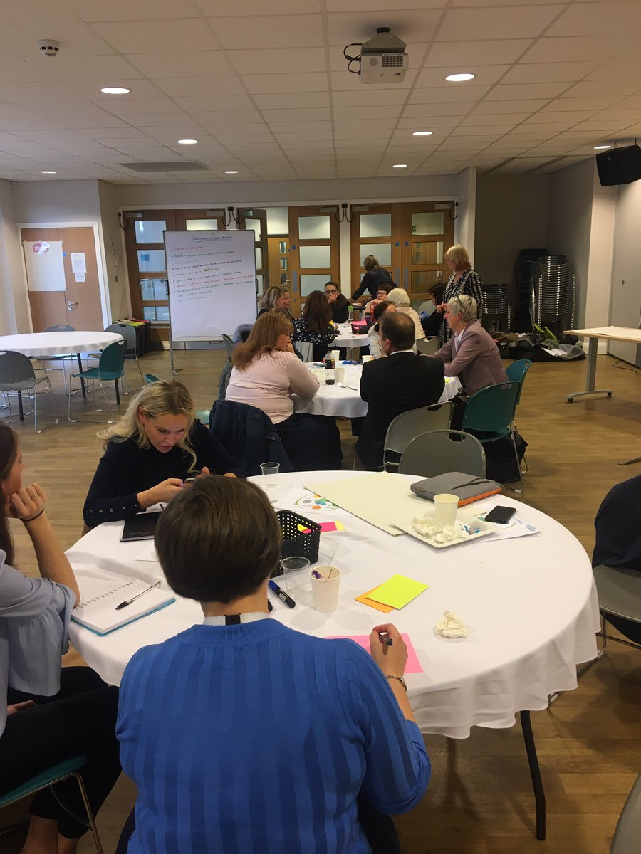 test Twitter Media - Our first design workshop today for our Careers Academy Toolkit. Reps from councils, providers and learning organisations all taking part. 🙌🙌 https://t.co/PNaXh4mMPh
