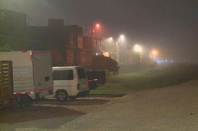 ¡No era neblina! Extraña capa de humo afectó a cinco localidades de Bogotá >>> https://buff.ly/313S1W0 Vía @NCBogota