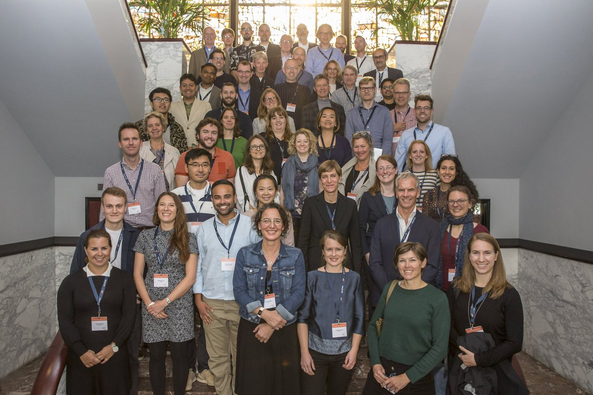 Say hello to the participants of our #ELIXIR4Innovation event in Utrecht. Many thanks for coming! Also thanks to @DTL_nl  & @ELIXIRNL for hosting it! https://t.co/62F0G7i9VR