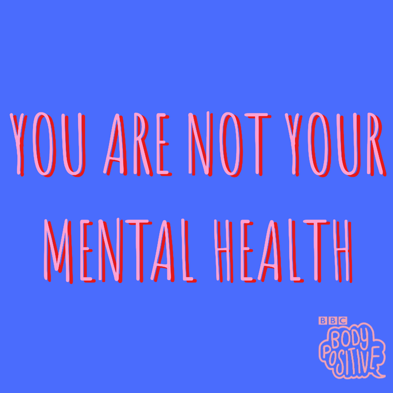 People are not their conditions - we might have them but they dont have us 💗 #WorldMentalHealthDay2019