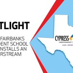 Image for the Tweet beginning: The 85 schools of @CyFairISD,