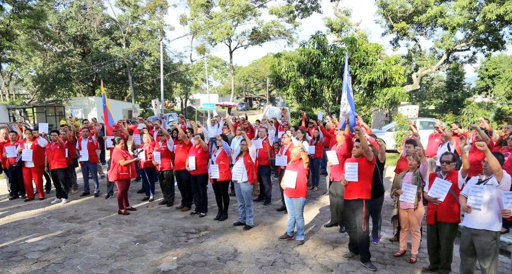 39 años del FMLN y sigue como instrumento de lucha del pueblo salvadoreño