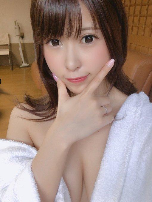 AV女優椎葉みくるのTwitter自撮りエロ画像35