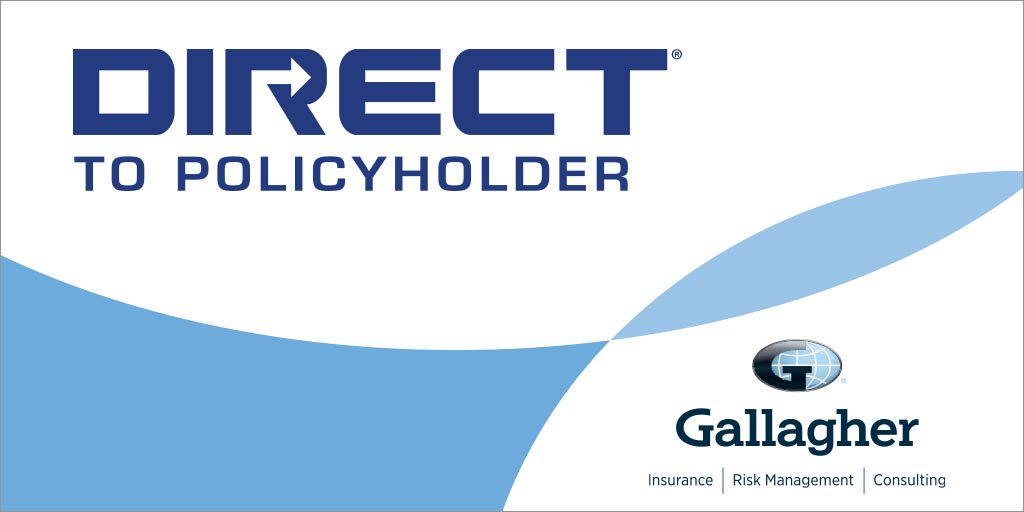 We're excited to welcome Direct to PolicyHolder to Gallagher and further expand our expertise in next-generation ecommerce marketing, focused on professional liability programs for independent contractors in the allied healthcare professions. bit.ly/2VwC9dI