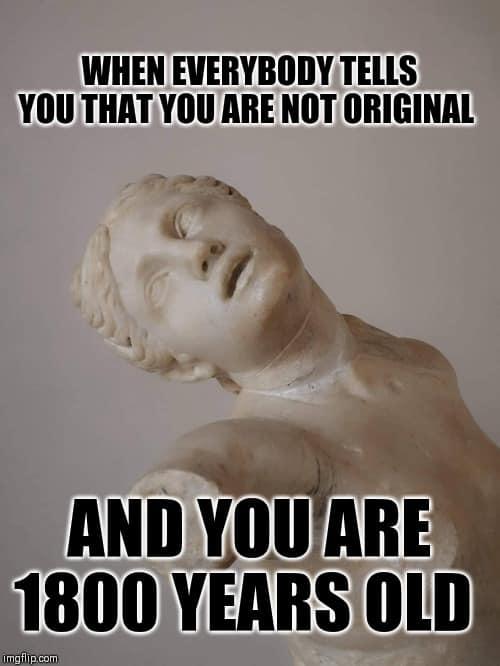 BREVE STORIA TRISTE :(  SHORT SAD STORY #museoarch...