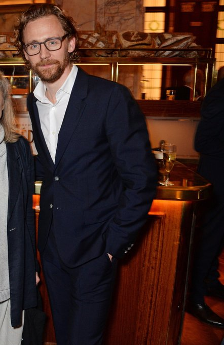 From happy birthday Harold Pinter event where Betrayal started with Tom and Zawe   Torrilla