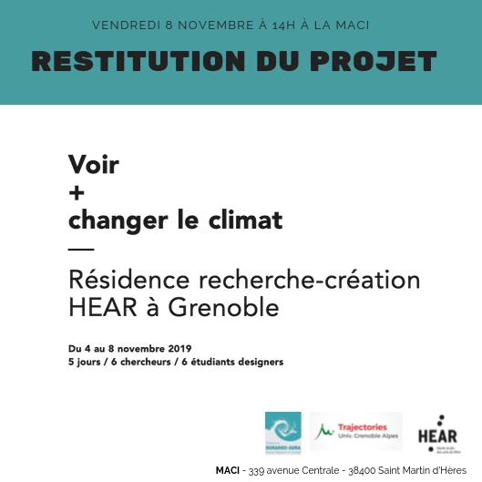 Voir + changer le climat