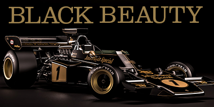 TBT: A look back at the JPS Lotus 72, one of the finest F1 liveries ever created.  @F1 @emmofittipaldi @MarioAndretti @HockeyByDesign  @SkyF1GP @SkySportsF1