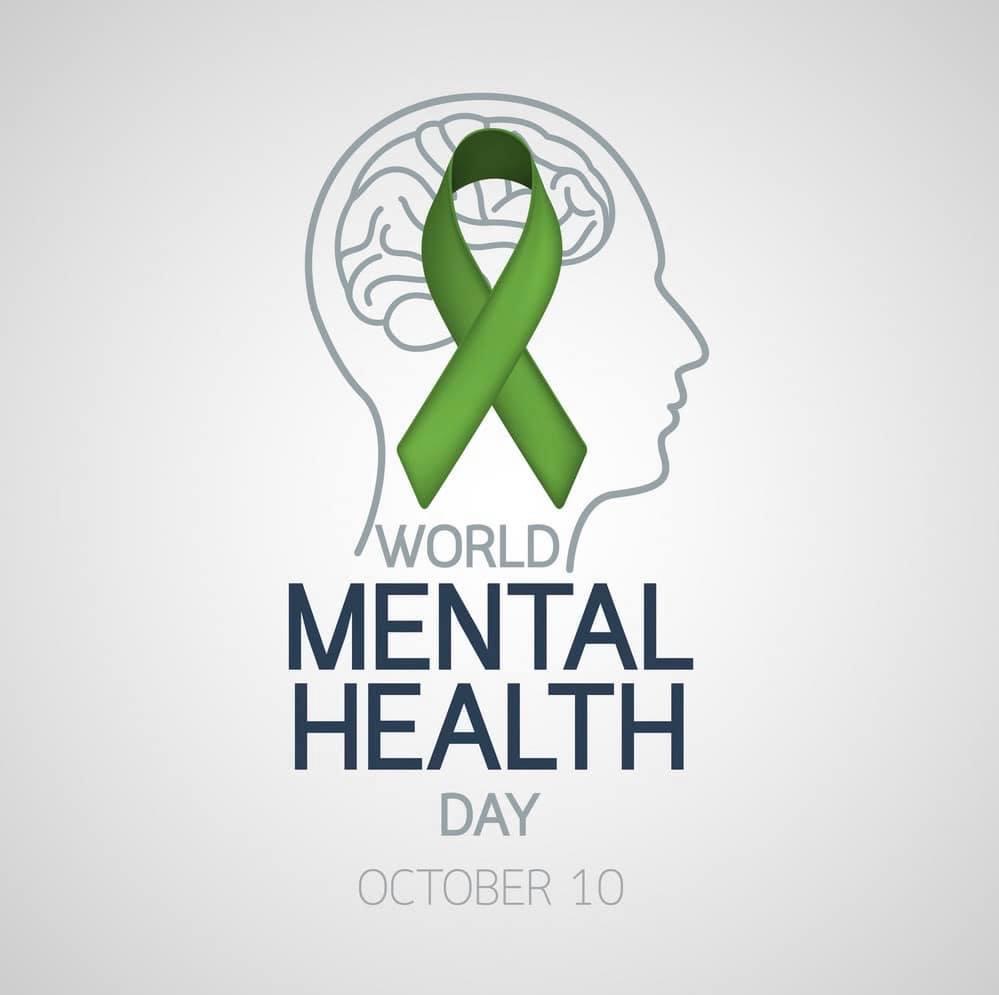 Protect your mental health. Its okay to not be okay. #WorldMentalHealthDay