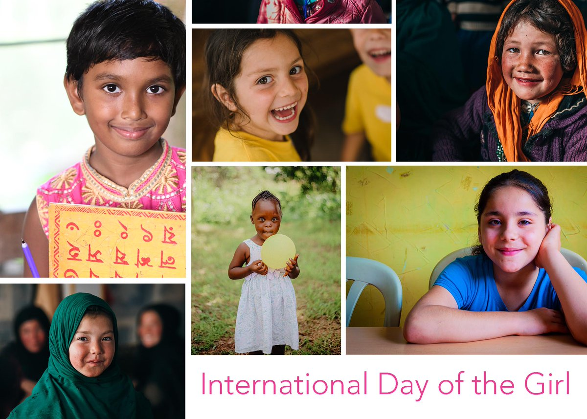 test Twitter Media - Who run the world? #girls! 💪Today is International Day of the Girl, and we want to celebrate the young women who are being given brighter futures and life to the full because of your support!#InternationalDayoftheGirl #empower #celebrate https://t.co/tYROCb4Bqe