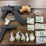 Image for the Tweet beginning: Nearly $8K, 3 guns, ammo,