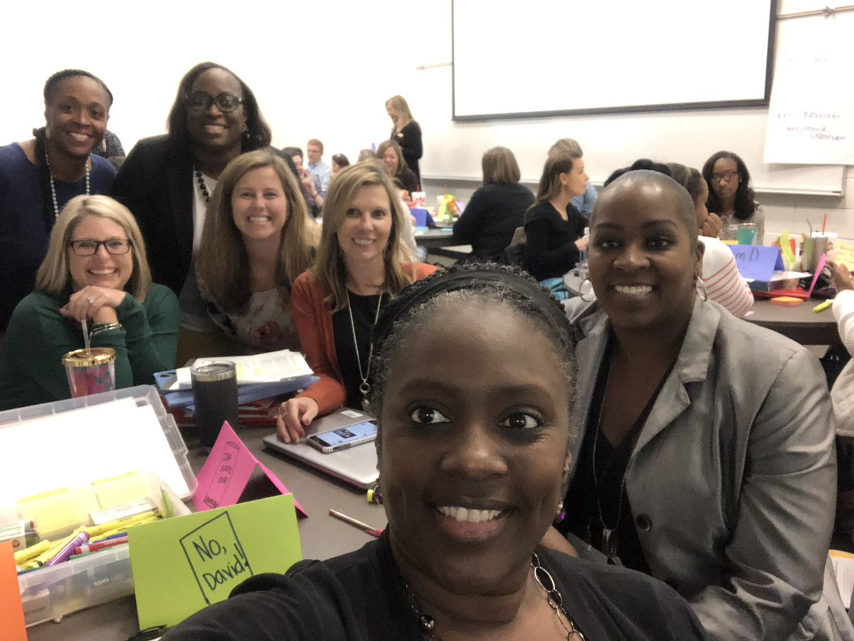 Learning lots at our Coaching Academy! #HCSExpectExceptionalLearning @KatieBreedlove @TESLILT @shellycburch @srlindstrom @austin_carla @IMParker7
