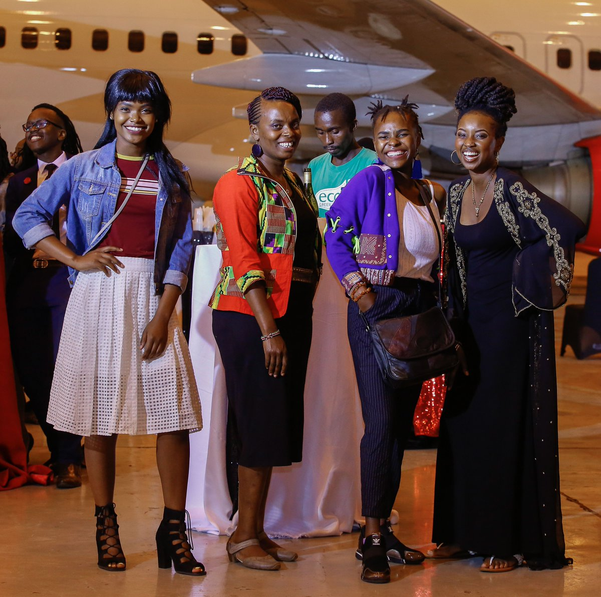 Kenya Airways On Twitter We Engaged Students From 4 Designs Schools In Nairobi Evelyn Mcensal Mefa University Of Nairobi To Develop Innovative Products From Obsolete Materials Showcase Them In A