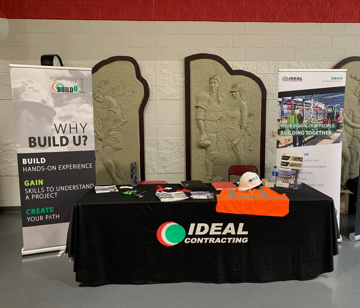 test Twitter Media - Attention Ferris State students: don't forget to stop by our booth at the Ewigleben Athletic Complex. We look forward to seeing you there! #FerrisState #CareerFair #IdealContracting https://t.co/urKdpaZC3v