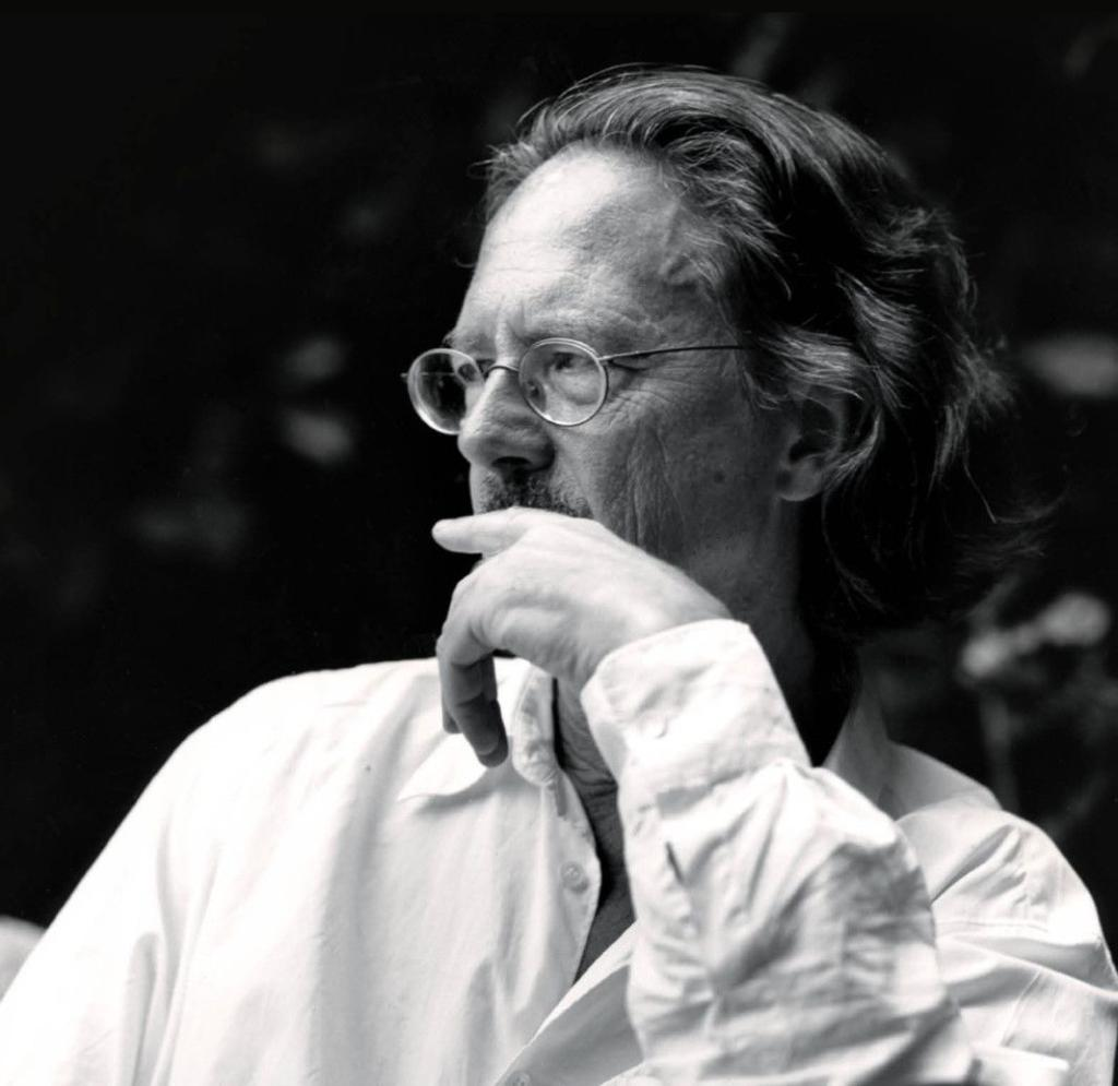 Congrats to Peter Handke, winner of the 2019 #NobelPrize for Literature! spr.ly/60131111X