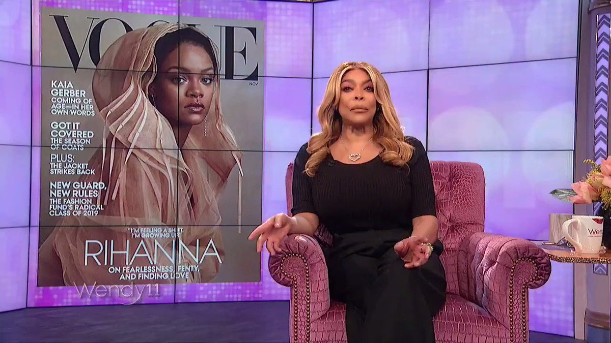 Rihanna confirmed that she turned down the Super Bowl last year. Shes supporting Colin Kaepernick. Wendy weighs in on today's Hot Topics. Watch now at wendyshow.com/hot-topics.