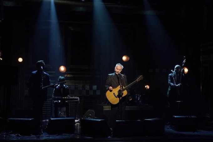 Happy 73rd birthday to John Prine who was born today in 1946.