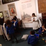 Image for the Tweet beginning: Yellow Class visited @RichmondMuseum to