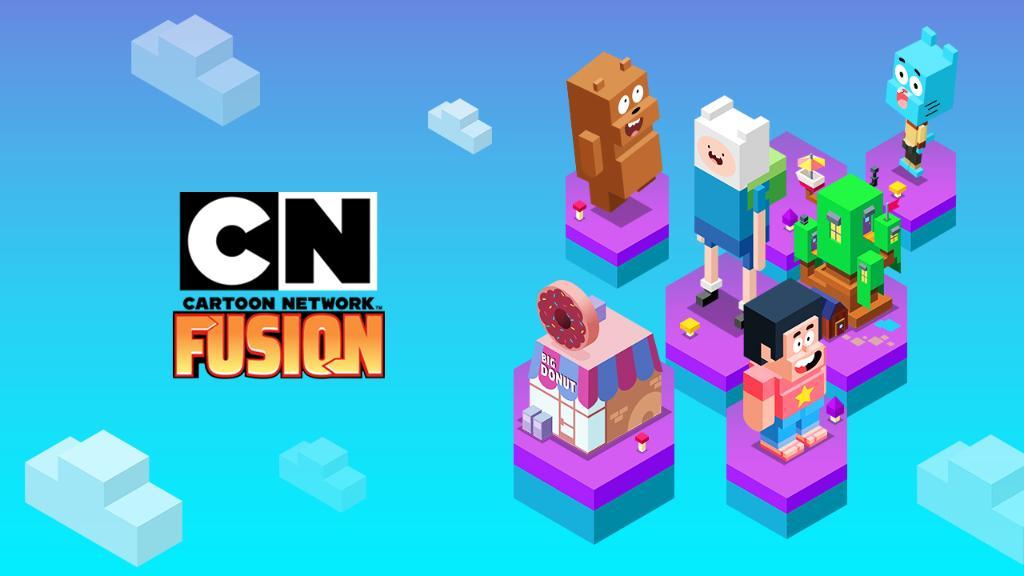 Get all your favorite #CartoonNetwork characters in one game! Match characters to level up and unlock more as you go! ⭐️🕹🙌 Download here 👉 iOS: cartn.co/CNFusionIOS Google: cartn.co/CNFusionGoogle…