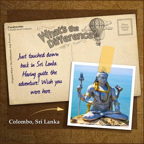Just touched down back in Sri Lanka!  https://t.co/HeTHYC42HR https://t.co/uQzC1j5U2j