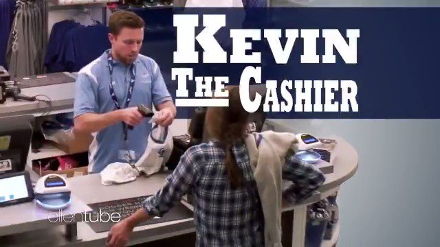 We've all had this cashier.