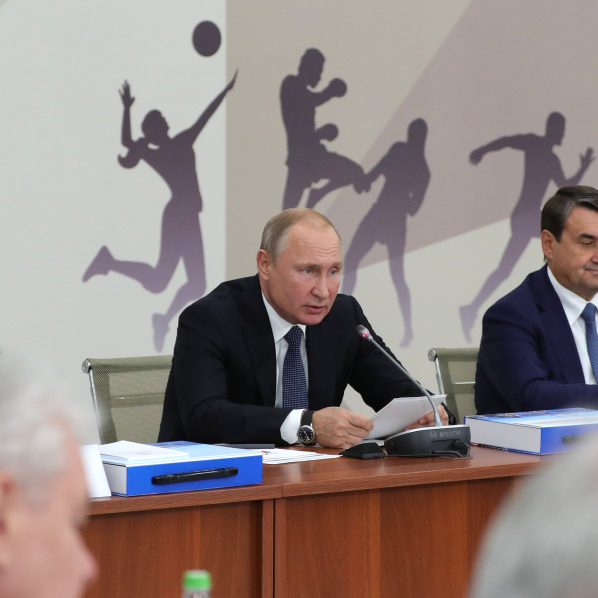 #NizhnyNovgorod: Meeting of the Council for the Development of Physical Culture and Sport bit.ly/35t10DZ