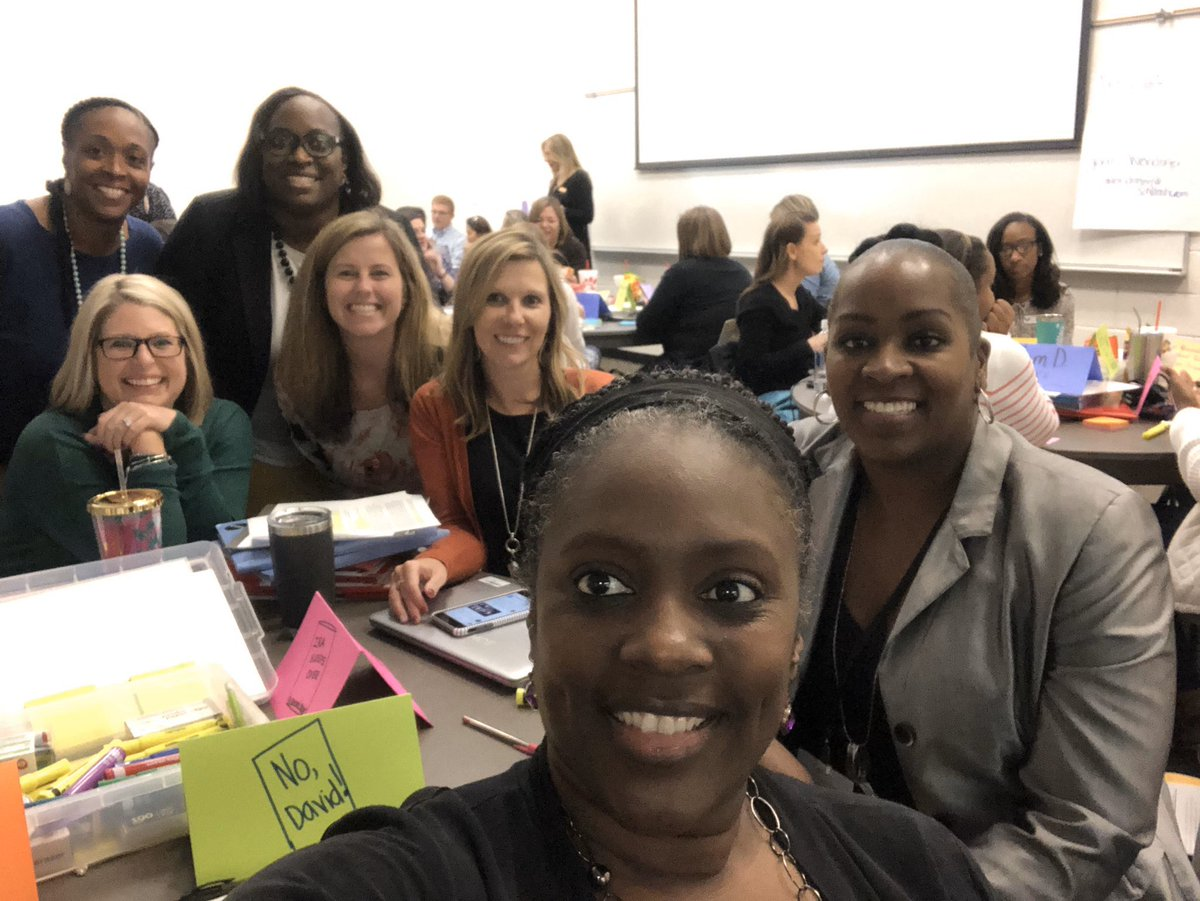 Engaging with a great group of Instructional Leaders at our Coaching Academy today. @robininhampton @srlindstrom @shellycburch @IMParker7 @TES_MILT @KatieBreedlove @austin_carla #HCSExpectExceptionalLearning