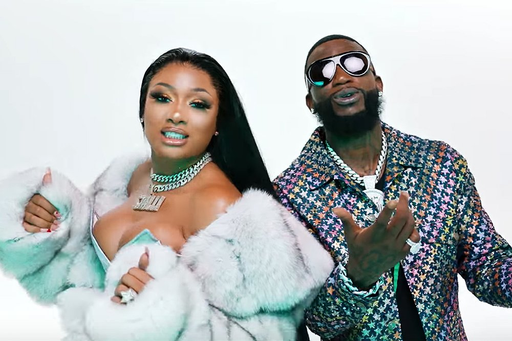 Gucci Mane and Megan Thee Stallion unleash the video for Big Booty. Watch: bit.ly/2MbhVlt 🍑💦