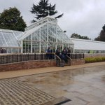 Walton Hall Conservatory restoration completed successfully! Looks amazing..Well done team! @FWPGroup @HeritageFundUK @WarringtonBC