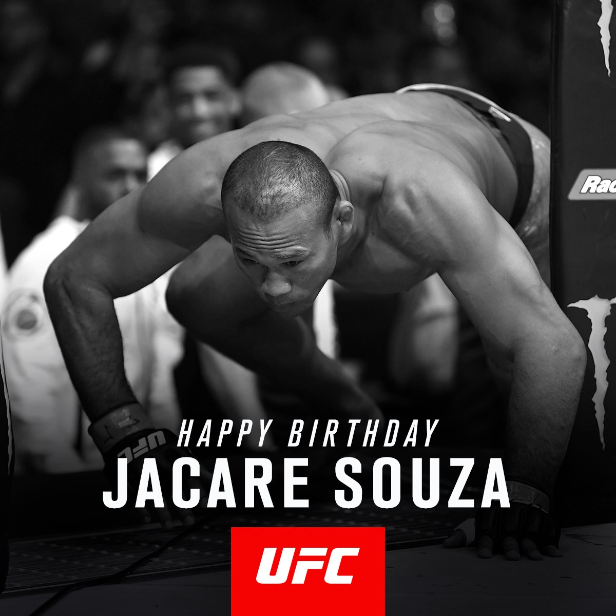 🎂🐊🎂🐊  Happy Birthday, @JacareMMA!